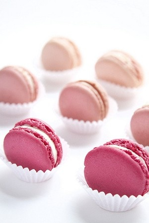 1000 ideas about Pink Macaroons on Pinterest  Macaroons