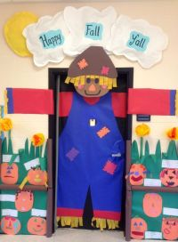 Preschool Door Decorations