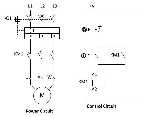 active crossover wiring diagram honeywell thermostat for heat pump dol power and control circuit | refrigeration aiconditioning pinterest