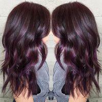 Best 25+ Eggplant hair colors ideas on Pinterest | Plum ...