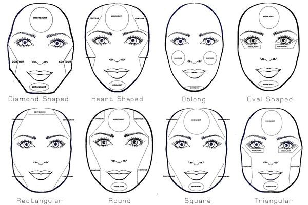 having a round face myself i learned these tricks to help certain