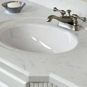 ORDERED 314 FROM CAROLINA CULTURED MARBLE Cultured