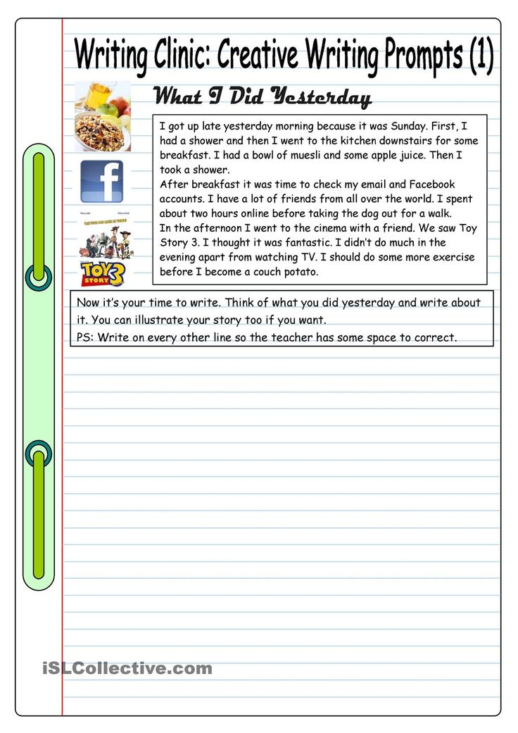 51 best images about grade 3 creative writing on Pinterest