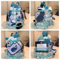 1000+ ideas about Whale Diaper Cake on Pinterest | Ocean ...