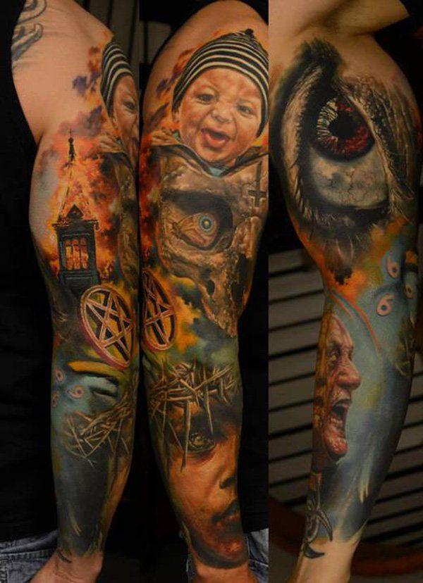1000 ideas sleeve tattoos