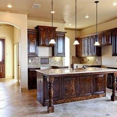 Kitchen Cabinets Knotty Alder Aprons Megatel Homes | New Home Pinterest Models, Cas And