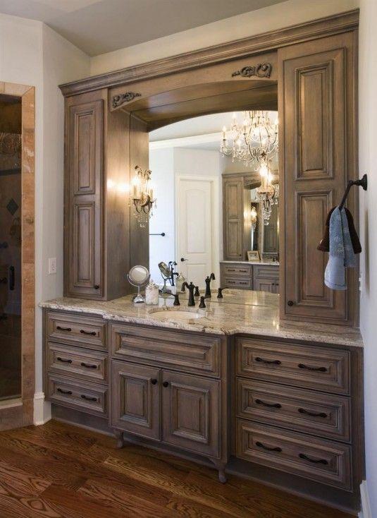 large single sink vanity  Google Search  Bathroom Ideas