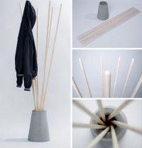 25+ best ideas about Standing Coat Rack on Pinterest | Diy ...