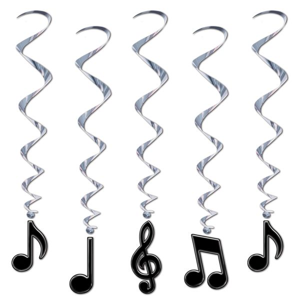 17 Best ideas about Music Notes Decorations on Pinterest