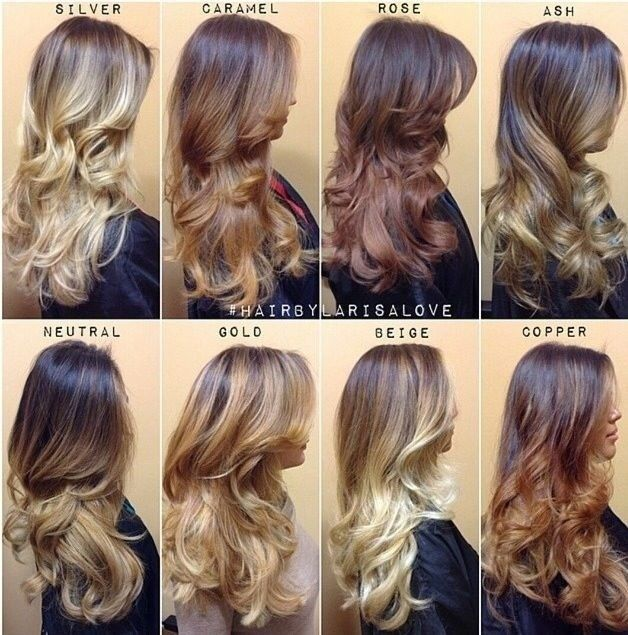 25 Best Ideas About Caramel Ombre Hair On Pinterest Baylage