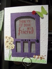 1000+ images about Screen door card on Pinterest | Screen ...
