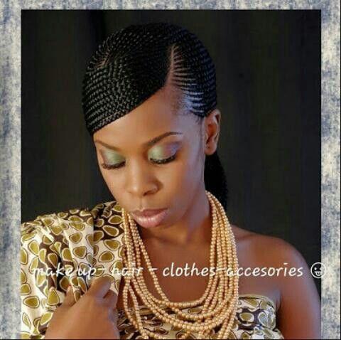 25 Best Ideas About Nigerian Braids Hairstyles On Pinterest