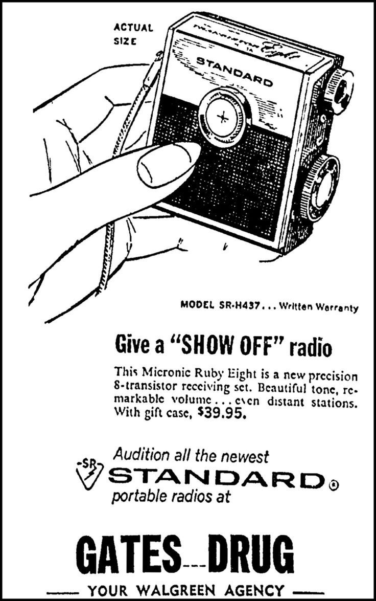 1151 best images about Radio Stuff- Ads,Catalogs