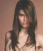 long layered hairstyles fine