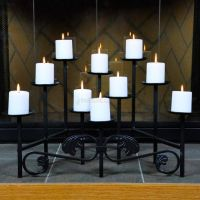 25+ best ideas about Fireplace Candle Holder on Pinterest ...