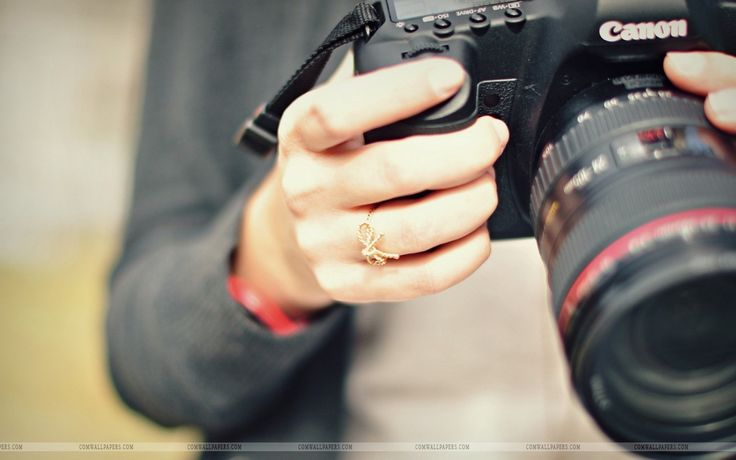 Dslr Camera With Girl Wallpaper Camera Canon Girl Hd Wallpaper Photography Hd Wallpapers