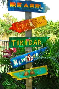 How many miles to paradise? #tropical, #tropical sign, # ...