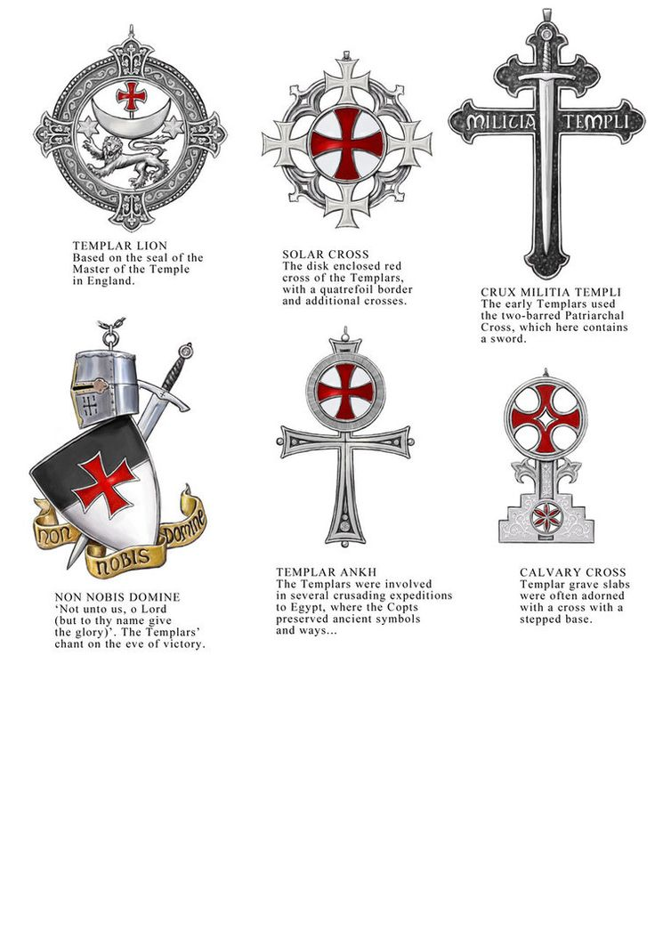 25+ best ideas about Knights Templar Symbols on Pinterest