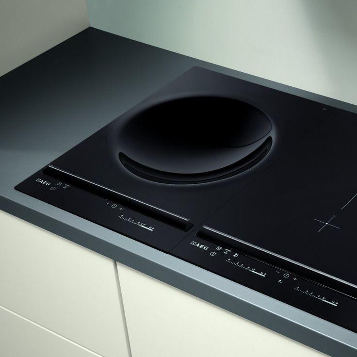 Induction wok What Want  Keukens  Pinterest  Woks