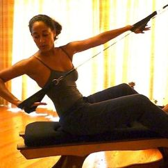 Chair Exercises For Abs Hanging Rope Knot My Gyrotonic Workout | Tracee Ellis Ross Wellness. Pinterest Strength, Wells And Flexibility
