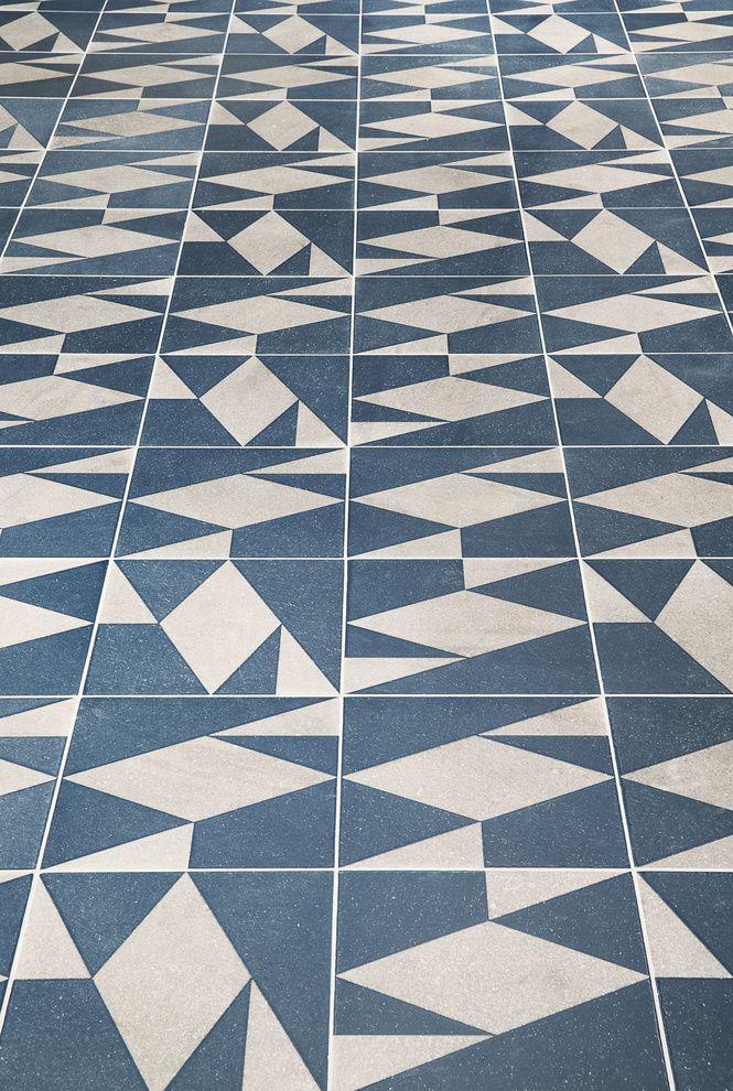 Unique Kitchen Floor Tile