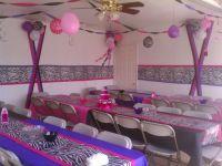 Zebra print #pink#black#purple#cheetah | Party ideas ...
