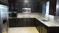 Light Colored Tile Backsplash Ideas with Dark Cabinets ...