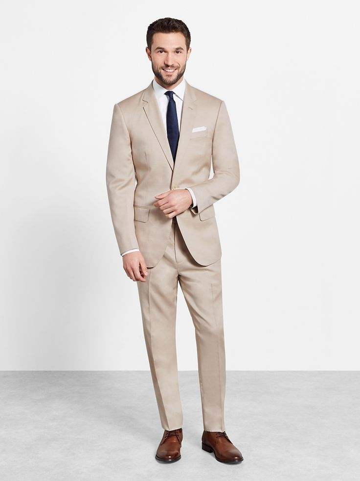 17 Best ideas about Tan Suits on Pinterest  Tan wedding suits Tan tux and Tan tuxedo wedding