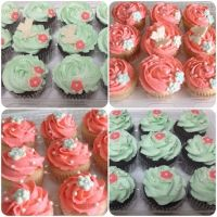 25+ best ideas about Coral cupcakes on Pinterest | Summer ...