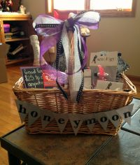 Best 20+ Honeymoon gift baskets ideas on Pinterest