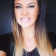 cute snaps ombre hair green