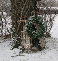 17 Best images about Christmas - Primitive, Colonial ...