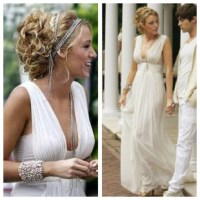Blake Lively - wedding dress   Wedding   Pinterest   Her ...
