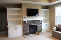 1000+ ideas about Entertainment Center With Fireplace on ...