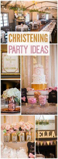 496 best images about Baptism Party Ideas on Pinterest ...