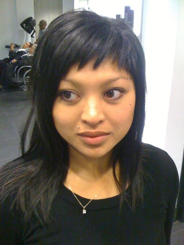 30 Short Fringe Long Hairstyles With Bangs Hairstyles Ideas