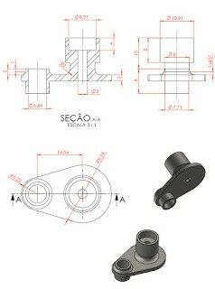 1310 best images about Technical Drawing on Pinterest