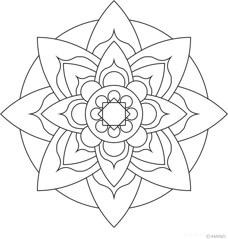 Best 20+ Easy mandala designs ideas on Pinterest