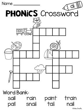Puzzles For Kindergarten Worksheets for all Download and