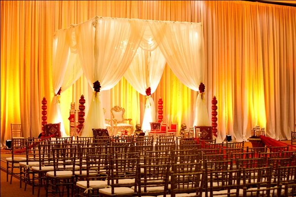 Charming Indoor Mandap Ideas! ‹ Shaadi