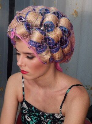 114 best images about wet set with rollers on Pinterest