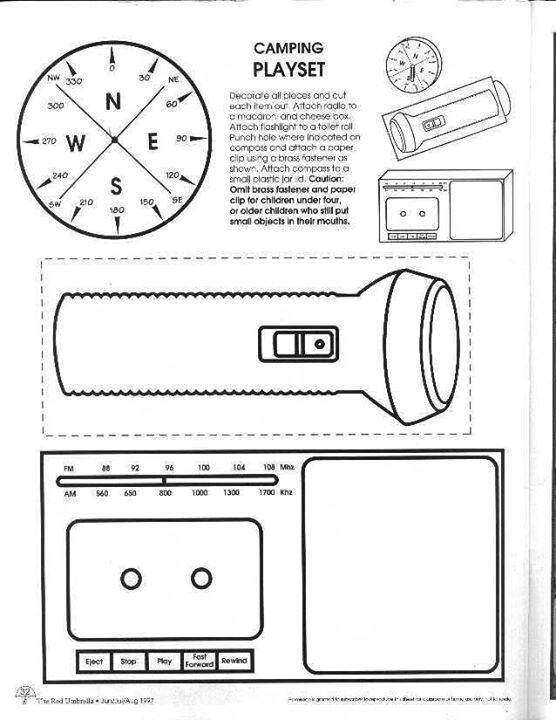 58 best images about Camping theme worksheets and