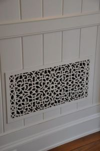 We found this gallery of vent grills and registers on ...