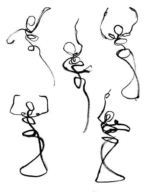 Best 25+ Gesture drawing ideas on Pinterest