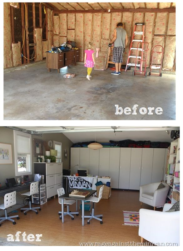Totally Converting My Garage The Next Time We A House Then Don
