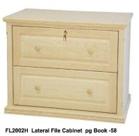 unfinished file cabinet
