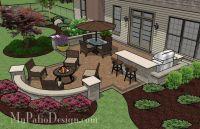 Patio for Backyard Entertaining | Outdoor Fireplaces ...