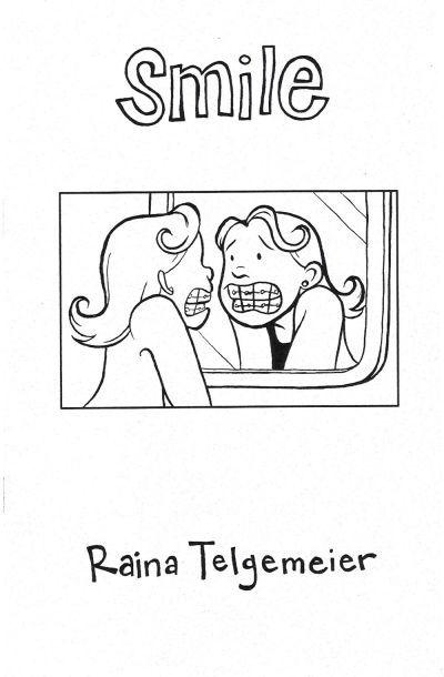 Cover for Smile (Raina Telgemeier, 2004 series) #[nn