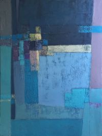 1000+ ideas about Blue Abstract Painting on Pinterest