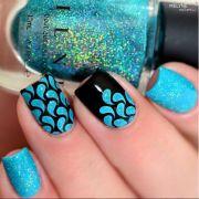 1000 ideas turquoise nail